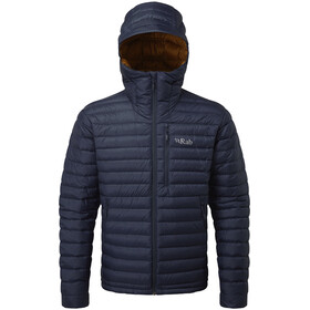 Rab Microlight Alpine Jacket Men Deep Ink/Footprint